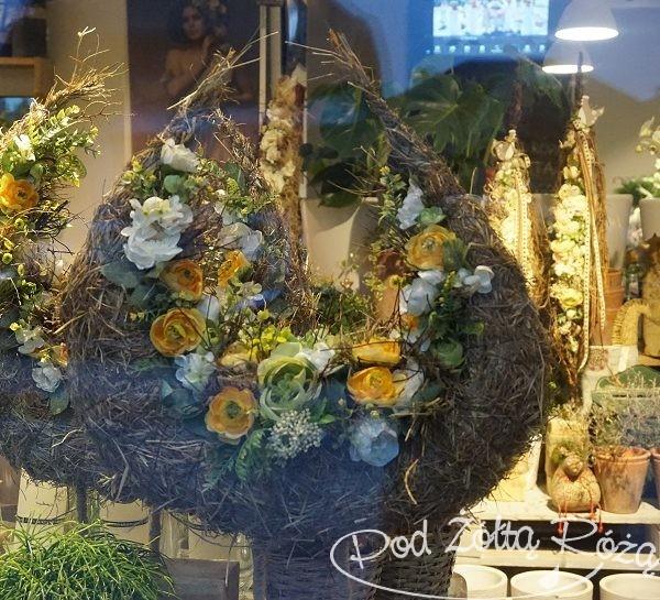 Blog Kwiaciarni Pod żółtą Różą Wielkanoc